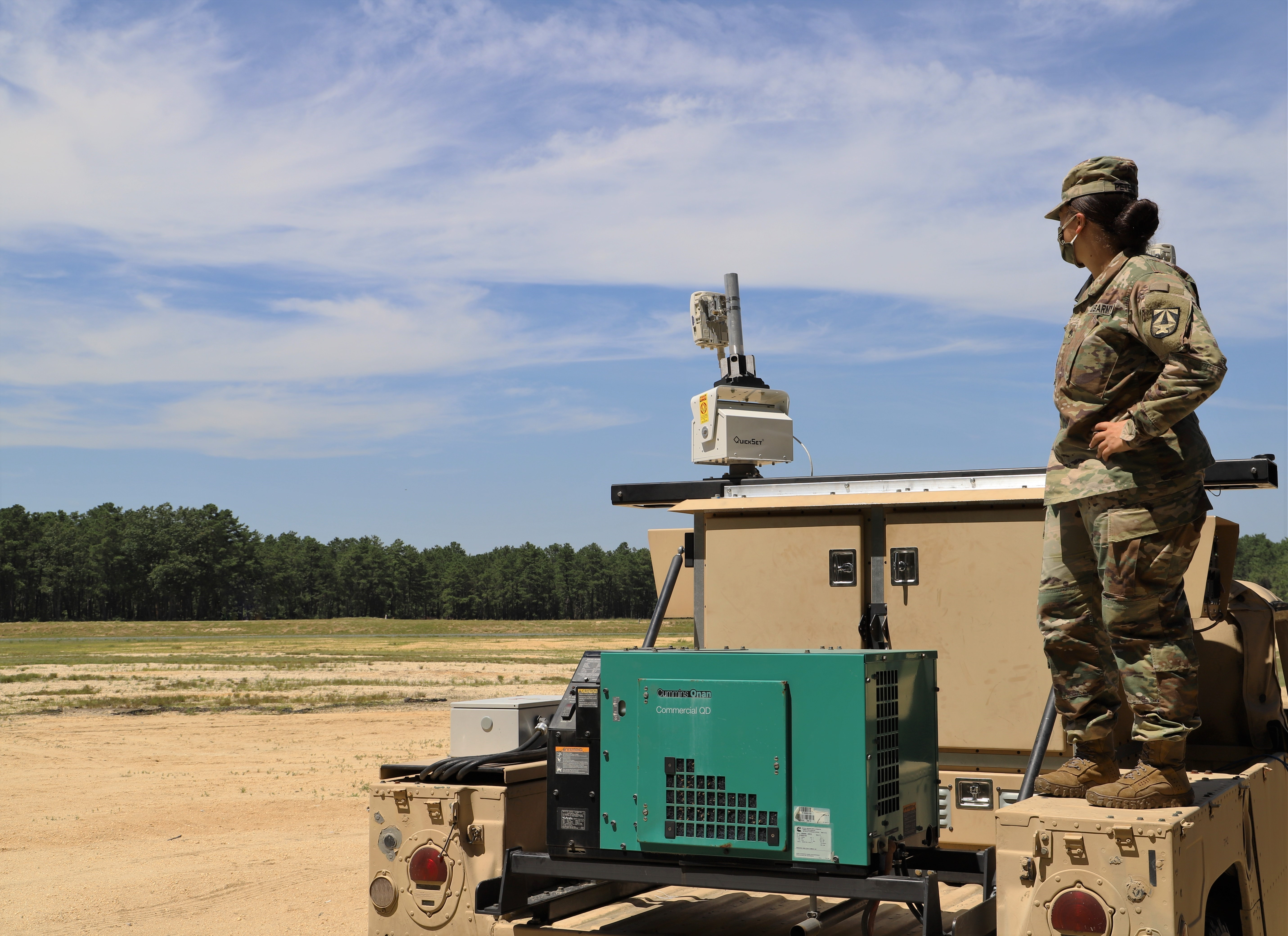 The C5ISR Center is exploring ways to ensure critical data and services remain available to geographically dispersed Soldiers in its next generation of expeditionary command posts.